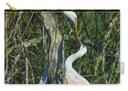 Spoonbill Kiss Carry-all Pouch