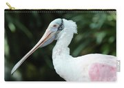 Spoonbill Profile Carry-all Pouch