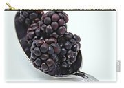 Spoonful Of Blackberries Carry-all Pouch