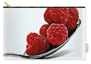 Spoonful Of Raspberries Carry-all Pouch