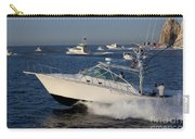 Sportfishing Boats - Cabo San Lucas Carry-all Pouch
