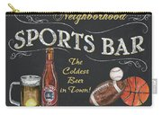 Sports Bar Carry-all Pouch