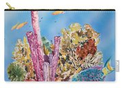 Spotlight Parrotfish Carry-all Pouch
