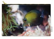 Spotted Aquarium One Fish Carry-all Pouch