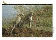 Spotted Cats Carry-all Pouch
