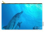 Spotted Dolphins Carry-all Pouch