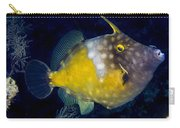 Spotted Filefish Carry-all Pouch