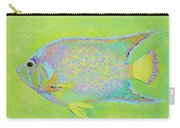 Spotted Tropical Fish Carry-all Pouch
