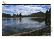 Sprague Lake Cloud Reflection Carry-all Pouch