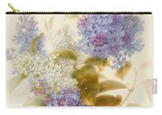 Spray Of Lilac Carry-all Pouch
