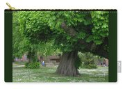 Spreading Chestnut Tree Carry-all Pouch