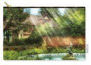 Spring - Garden - The Pool Of Hopes Carry-all Pouch