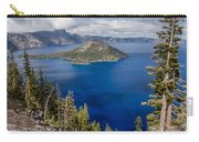 Spring Afternoon From Discovery Point Carry-all Pouch