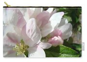 Spring Apple Blossoms Art Prints Apple Tree Baslee Troutman Carry-all Pouch