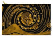 Spring Arrives In Golden Global Style Carry-all Pouch