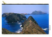 Spring At Anacapa Island, Channel Carry-all Pouch