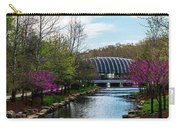 Spring At Crystal Bridges Carry-all Pouch