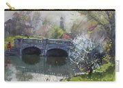 Spring At Delaware Lake Buffalo Carry-all Pouch