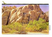 Spring At Joshua Tree Carry-all Pouch