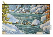 Spring At Last By Richard Pranke Carry-all Pouch