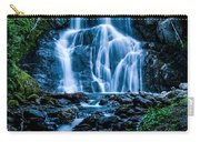 Spring At Moss Glen Falls Carry-all Pouch