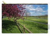 Spring At Rivercut Carry-all Pouch