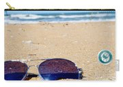 Spring At The Beach Carry-all Pouch