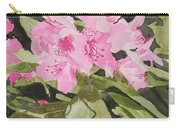 Spring At The Cabin Carry-all Pouch