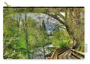 Spring At The Falls Carry-all Pouch