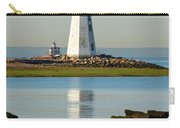 Spring At The Lighthouse Carry-all Pouch