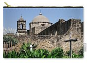 Spring At The Mission Carry-all Pouch