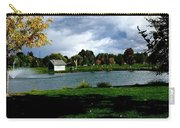 Spring At The Park Carry-all Pouch
