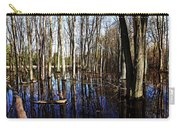 Spring At The Pond Carry-all Pouch