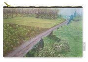 Spring At The Railroad Cut Gettysburg Carry-all Pouch