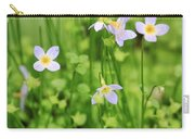 Spring Beauties Carry-all Pouch