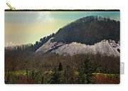 Spring Begins At Glassy Mountain Carry-all Pouch