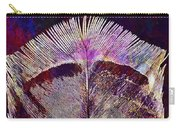 Spring Bird Feather Turkey Feather  Carry-all Pouch