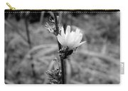 Monochrome Flower Series - Spring Bloom Carry-all Pouch