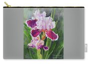 Spring Blooms Carry-all Pouch