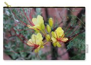 Spring Blooms Yellow Red 052814a Carry-all Pouch