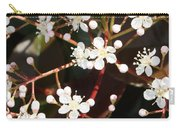 Spring Blossoms Macro Carry-all Pouch