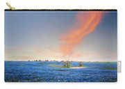 Spring Bluebonnets In Texas Carry-all Pouch