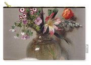 Spring Bouquet Carry-all Pouch
