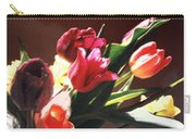 Spring Bouquet Carry-all Pouch by Steve Karol