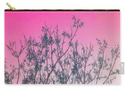 Spring Branches Rose Carry-all Pouch