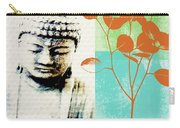 Spring Buddha Carry-all Pouch by Linda Woods