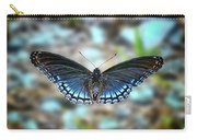 White Admiral Or Red-spotted Purple Carry-all Pouch