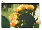 Spring Cactus 14 Carry-all Pouch