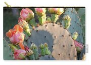 Spring Cactus 15 Carry-all Pouch