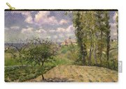 Spring Carry-all Pouch by Camille Pissarro